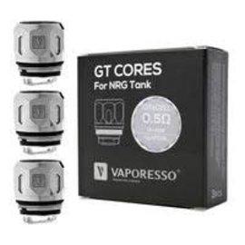 Vaporesso Vaporesso GT Core  Coils NRG Tank .15 Ohm GTcCell Clapton 15-40W-priced per coil