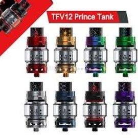 SMOK SMOK TFV12 Prince 8ML Sub Ohm Tank -Gunmetal