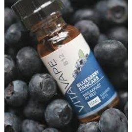 Vitavape VitaVape Blueberry Pancake B12 6mg 30ml