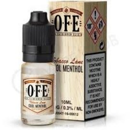 VapeWild OFE Cool Menthol 3mg 30ml