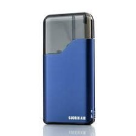 Suorin Suorin Air Starter Kits - 400 mAh - 2ML Refillable Pod System - Navy Blue