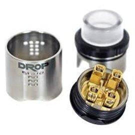 Digiflavor Digiflavor Drop 24mm RDA w/Squonk pin Stainless