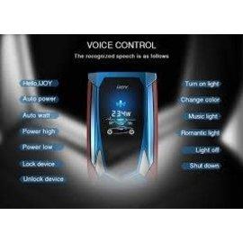 IJoy Ijoy Avenger 270 234W Voice Control TC Kit w/4.7ml Avenger tank-Mirror Rainbow