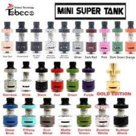 Tobeco Tobeco Mini Super Tank - White