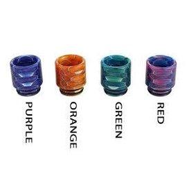 Resin Resin Drip Tip TFV8-TFV12 Style 116B - Green