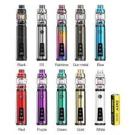 IJoy IJoy Saber 100 Starter Kit 5.5 ml Diamond Tank Mirror Purple