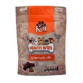 Koi Koi Dog Treats Soft chew  2.5mg per treat