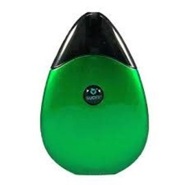 Suorin Suorin Drop Starter Kits 310mAh - 2ML Refillable Pod System - Emerald Green