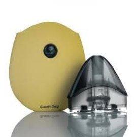 Suorin Suorin Drop Starter Kits 310mAh - 2ML Refillable Pod System - Gold
