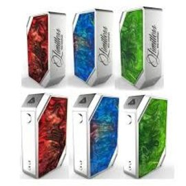Limitless Limitless Classic V2 220W TC Stainless Steel Frame Mod -Coral Reef