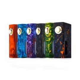 Wotofo Wotofo Stentorian Ram Box Mod Sqounk Unregulated -Purple Resin