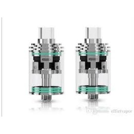 Wismec Wismec Theorem RTA 3ml tank -Silver