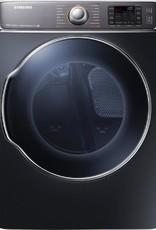 "Samsung Samsung 30"" 9.5 Steam Electric Dryer Onyx"