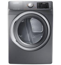 Samsung Samsung 7.4 Steam Electric Dryer Platinum