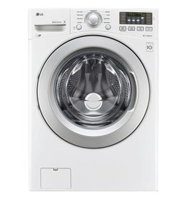 LG LG 4.5 Front Load Washer White