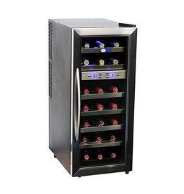 Whynter Whynter 21 Bottle Dual Zone Wine Cooler Stainless