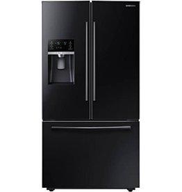 Samsung Samsung 28.1 French Door Refrigerator Black