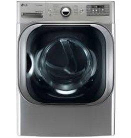 """LG LG 30"""" 9.0 Steam Gas Dryer Graphite"""