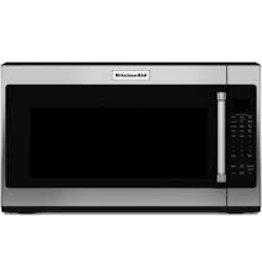 KitchenAid KitchenAid 2.0 OTR Microwave Stainless