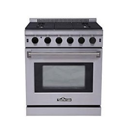 Thor Thor Freestanding Convection Gas Range Stainless