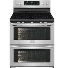 Frigidaire Frigidaire Electric Convection Double Range Stainless