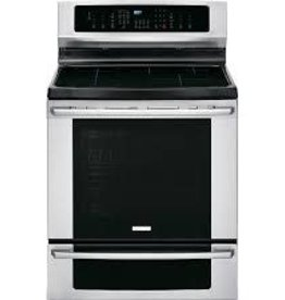 Electrolux Electrolux Freestanding Induction Convection Electric Range Stainless