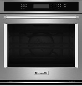 "KitchenAid KitchenAid 30"" Convection Wall Oven Stainless"