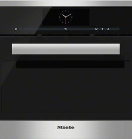 "Miele Miele 24"" Steam Convection Wall Oven Stainless"