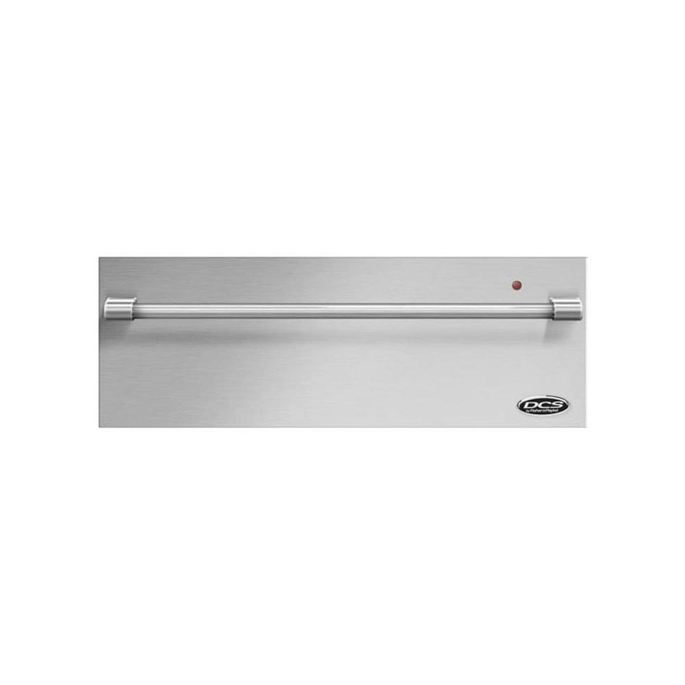 "DCS DCS 30"" Built-In Warming Drawer Stainless"