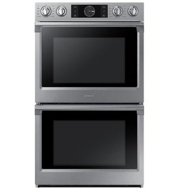 """Samsung Samsung 30"""" Convection Double Wall Oven Stainless"""