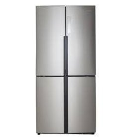 "Haier Haier 33"" 16.4 Counter Depth French Door Refrigerator Stainless"