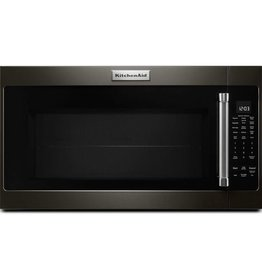 KitchenAid KitchenAid 2.0 OTR Microwave Black Stainless