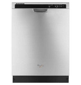 Whirlpool Whirlpool Semi Integrated Dishwasher Stainless