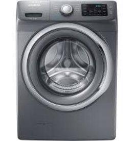 Samsung Samsung 4.2 Steam Front Load Washer Platinum