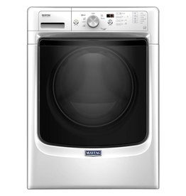 Maytag Maytag 4.3 Front Load Steam Washer White