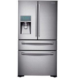 Samsung Samsung 22.6 Counter Depth French Door Refrigerator Stainless