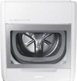 Samsung Samsung 5.5 FlexWash Steam Front Load Washer White