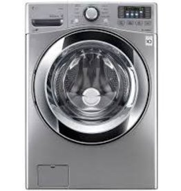 LG LG 4.5 Steam Front Load Washer Graphite