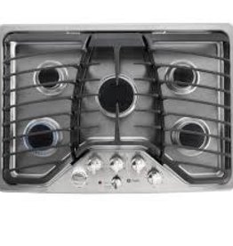 "GE GE Profile 30"" Gas Cooktop Stainless"