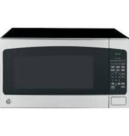 GE GE 2.0 1200W Countertop Microwave Stainless