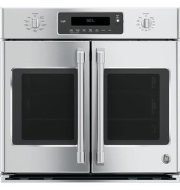 """GE GE Cafe 30"""" French Door Convection Wall Oven"""