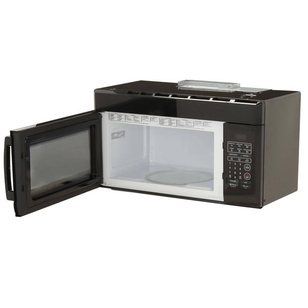 Magic Chef Magic Chef 1.6 OTR Microwave Black