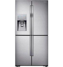 Samsung Samsung 22.5 Counter Depth Flex French Door Refrigerator Stainless