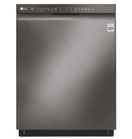 LG LG Semi Integrated Dishwasher Black Stainless