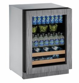 "U-Line U-Line 24"" 4.9 Built-In Beverage Center Panel Ready"