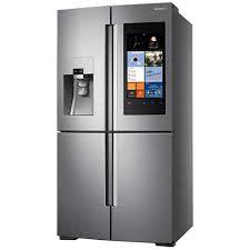 Samsung Samsung 27.9 Family Hub French Door Refrigerator Stainless