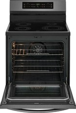 Frigidaire Frigidaire Freestanding Induction Convection Electric Range Black Stainless
