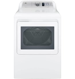 GE GE 7.4 Electric Dryer White