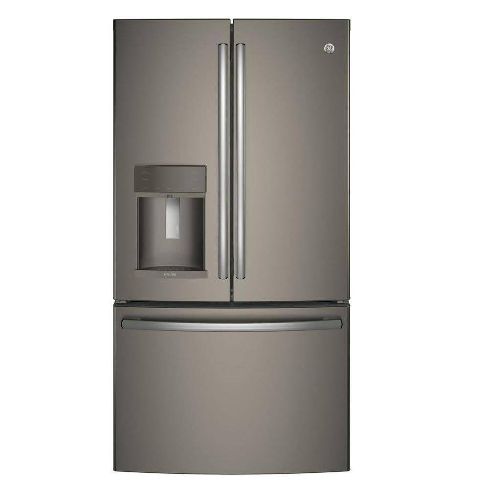 GE GE Profile 27.8 French Door Refrigerator Slate