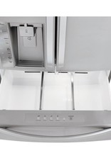 LG LG 22.7 Counter Depth French Door Refrigerator Stainless